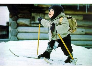 Любить лыжи с детства. Живые истории великих горнолыжников.