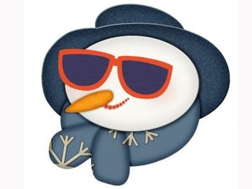 Специальное предложение для Пингвинят и их родителей: горнолыжные очки (маска).