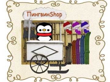 ПингвинShop - экипировка юных горнолыжников!