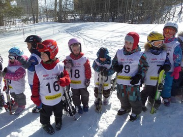 Детские горнолыжные соревнования ПингвинSki 2015 состоялись!