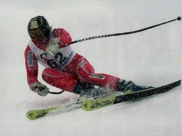Профессиональный спортсмен: о детском горнолыжном спорте.