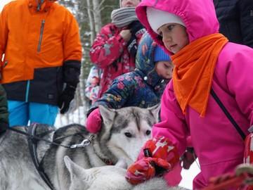 Детский горнолыжный праздник ПингвинCross 2019