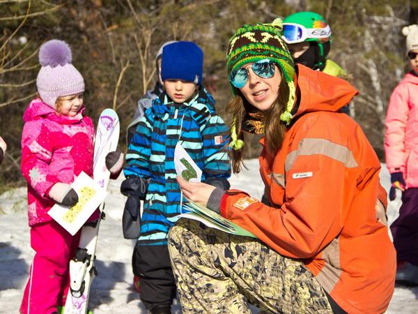 Главный инструктор и координатор программ - зимние (горные лыжи) -летние (общая физическая подготовка на Обском море)
