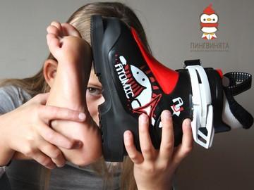 Как подобрать подходящие горнолыжные ботинки для ребёнка.
